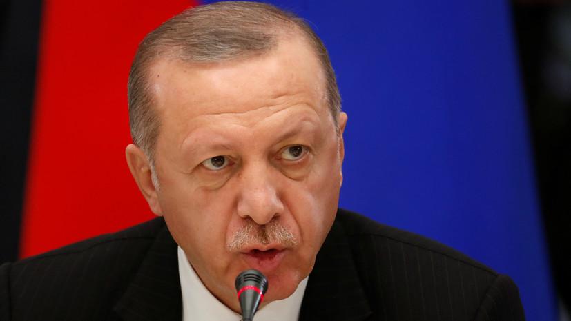 Турецкий политик призвал Эрдогана «открыто» признать Крым российским