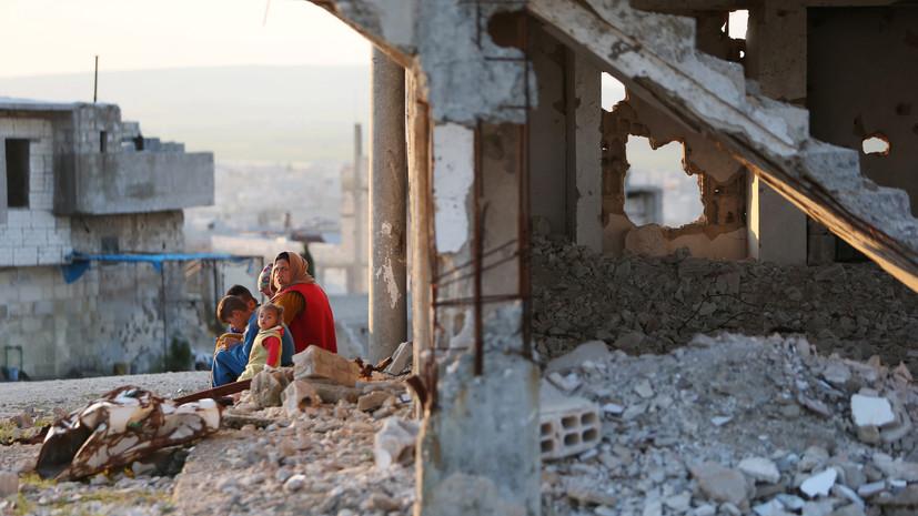 «Сместить законное правительство»: как Запад оказывает санкционное давление на Сирию