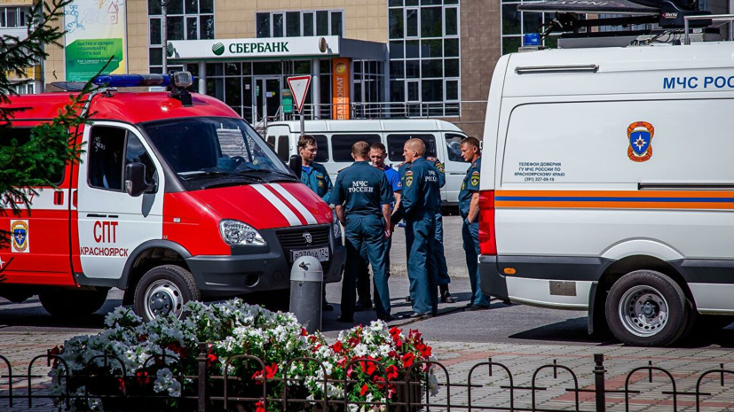 Власти Ачинска предупредили жителей о промышленных взрывах