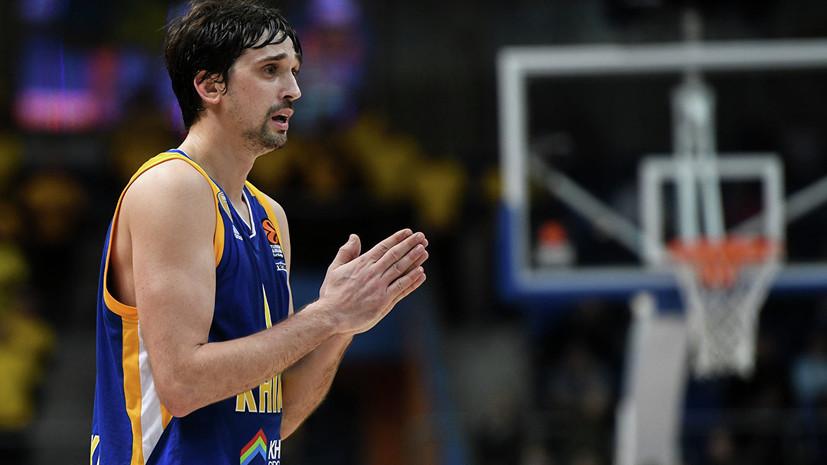 Баскетболист Швед пропустит ЧМ-2019 из-за травмы