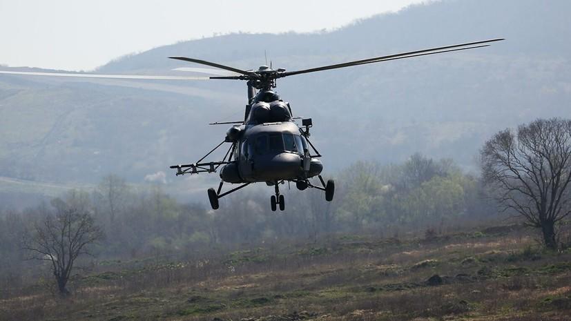 При жёсткой посадке Ми-8 на Камчатке пострадали три человека
