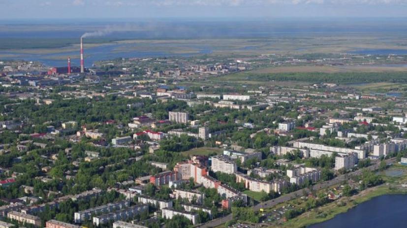 Уровень радиации в Северодвинске при ЧП был превышен в 4—16 раз
