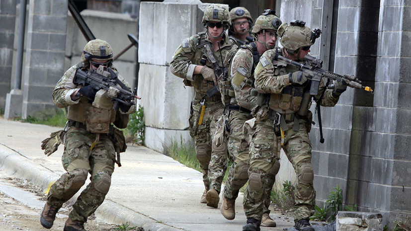 «Доверие поставлено под угрозу»: почему командование спецвойсками США озаботилось моральным обликом подчинённых