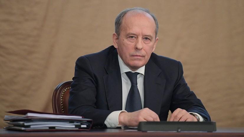 Глава ФСБ: в России иностранных студентов пытаются вербовать в террористы