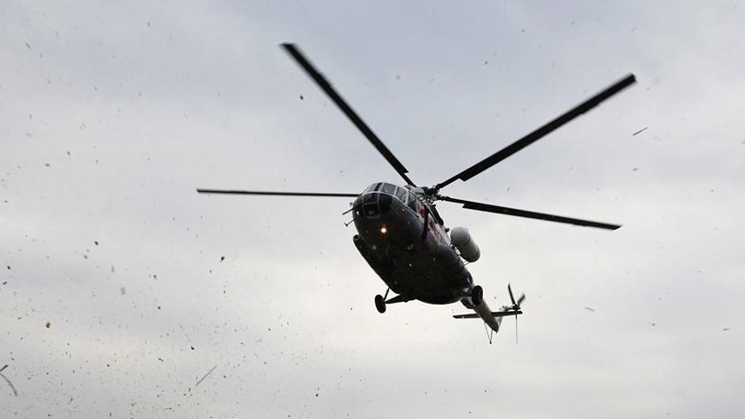 Число пострадавших при жёсткой посадке Ми-8 на Камчатке возросло до пяти