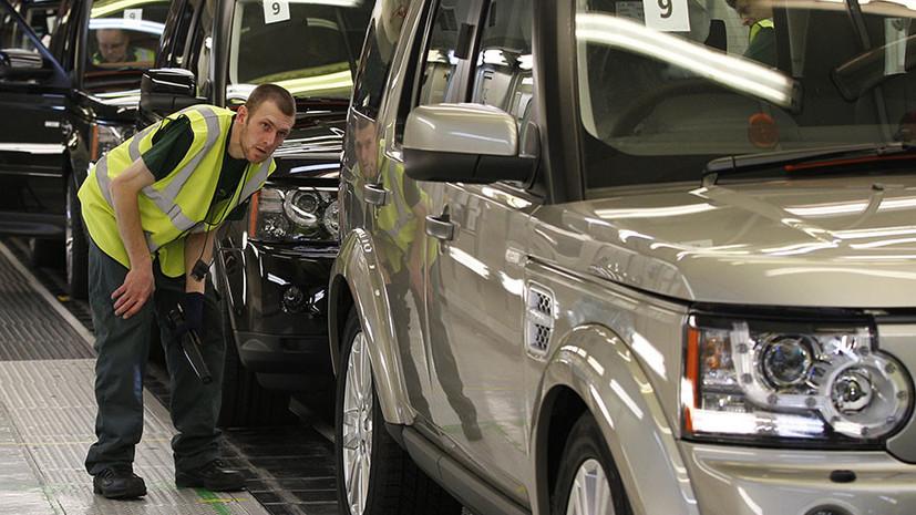 Внеплановое торможение: как брексит может повлиять на автомобильный сектор Великобритании