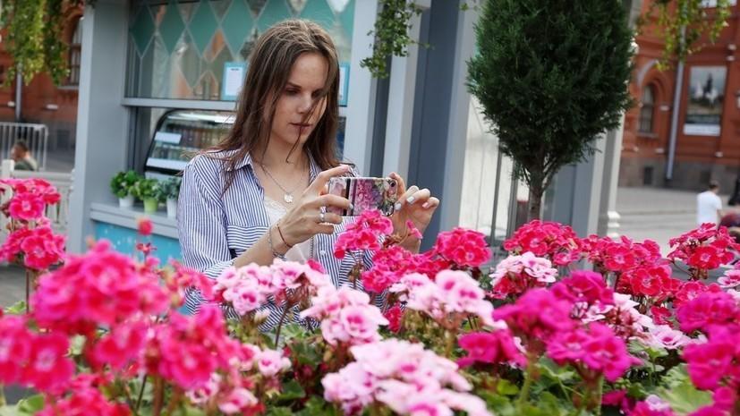 В Москве рассказали о программе фестиваля «Цветочный джем» на 23 августа — 8 сентября
