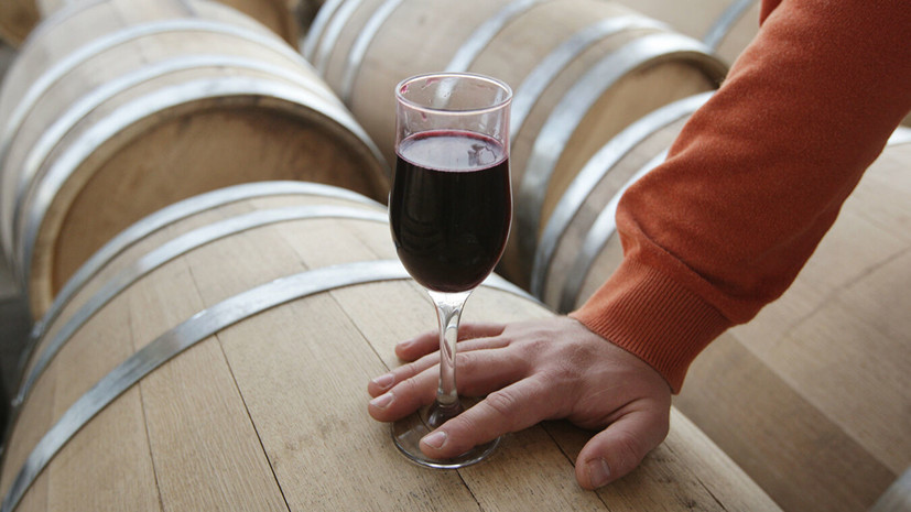 В Роскачестве рассказали, как выбрать хорошее вино