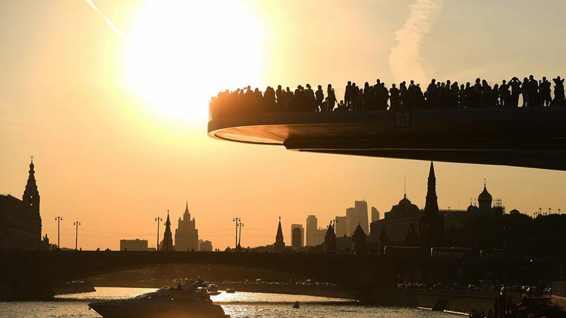 Синоптик призвал жителей Москвы не ждать жары