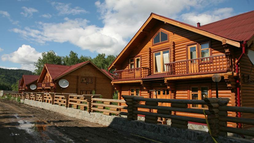 В России предложили расширить господдержку при покупке россиянами деревянных домов