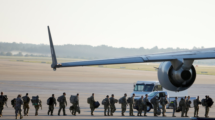 В ФРГ оценили данные о планах США по выводу военных из Германии