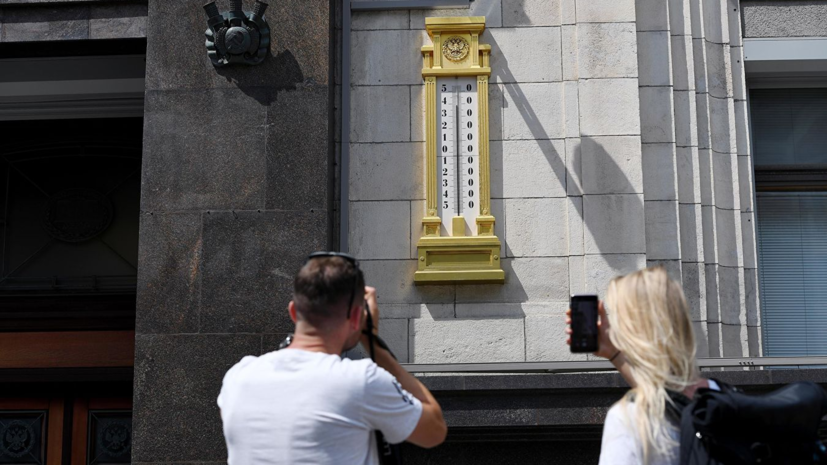 В Госдуме прокомментировали прогноз о жаркой погоде в ряде регионов ЦФО