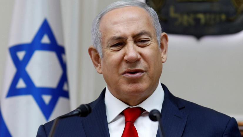 В Киеве подтвердили визит Нетаньяху 19 августа