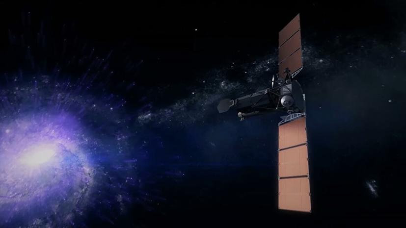 «Спектр-РГ» подтвердил высокую активность чёрной дыры