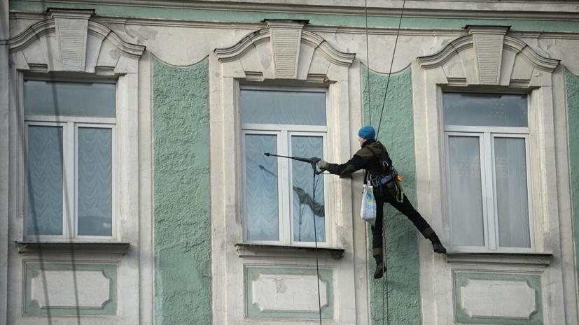 Эксперт прокомментировал инцидент с промышленными альпинистами в Перми