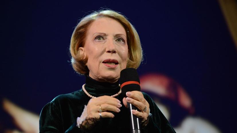 Инна Чурикова прокомментировала данные о госпитализации мужа