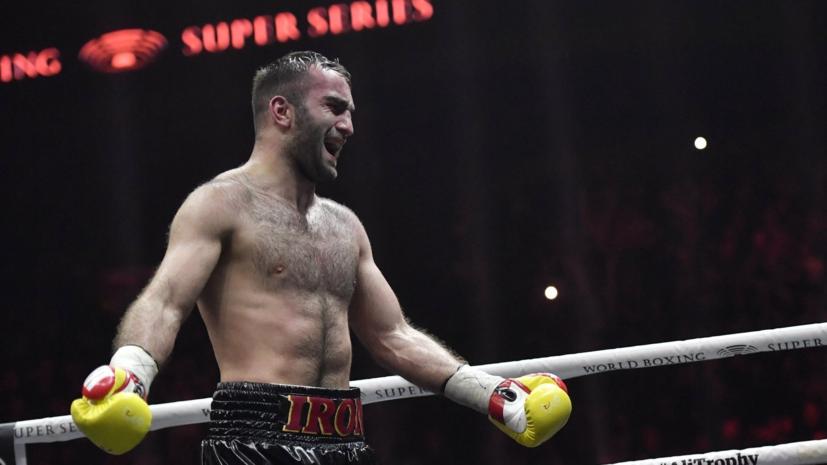 Гассиев проведёт дебютный бой в тяжёлом весе в октябре