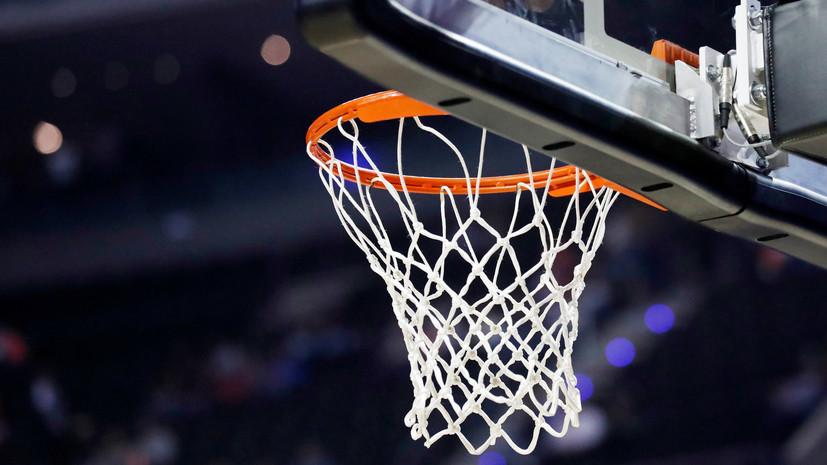 Кадетская сборная России по баскетболу обыграла Турцию в 1/4 ЧЕ