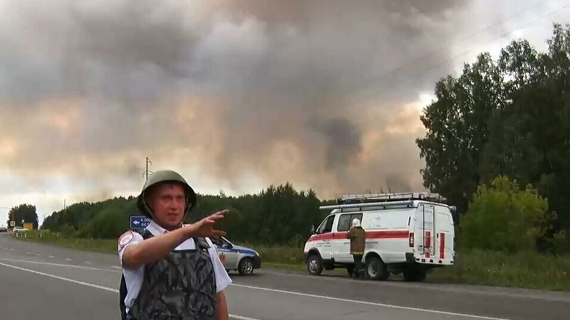 В региональном Минздраве рассказали о состоянии пострадавших при взрывах под Ачинском