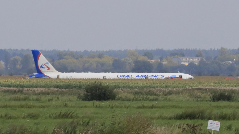 Фёдор Бондарчук прокомментировал аварийную посадку А321