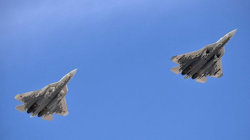 На МАКС-2019 представят экспортные варианты Су-57Э и Ил-112ВЭ