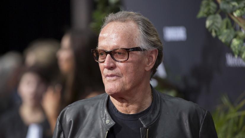 В США умер актёр и режиссёр Питер Фонда