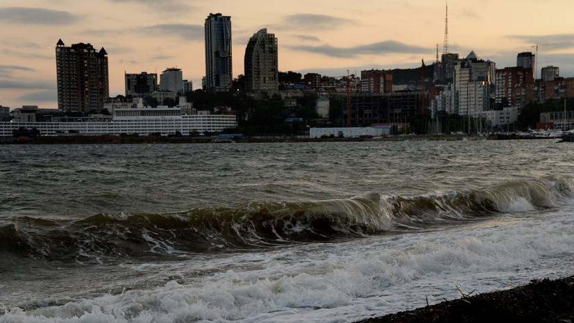 Угроза подъёма уровня воды и смерчей: в Сочи приготовились к возможной эвакуации жителей