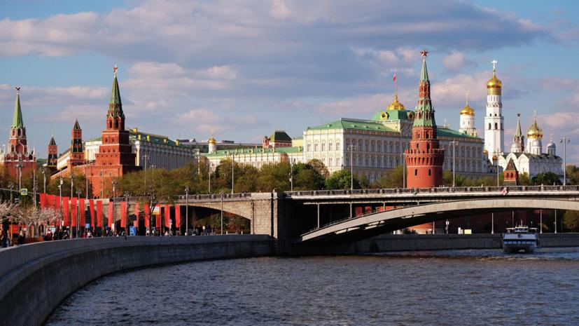 Жителей Москвы предупредили о дожде с грозой