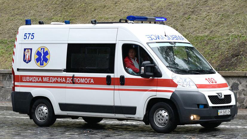 При пожаре в отеле Одессы пострадали два иностранца