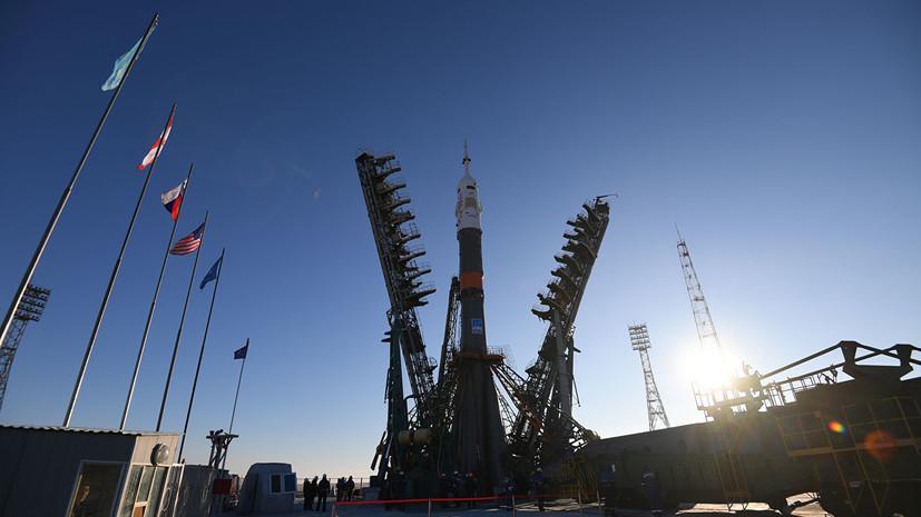 Госкомиссия решила начать испытания «Союза МС» с ракетой «Союз-2.1.а»