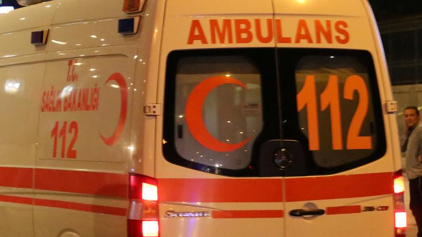Один человек погиб в результате наводнения в Стамбуле