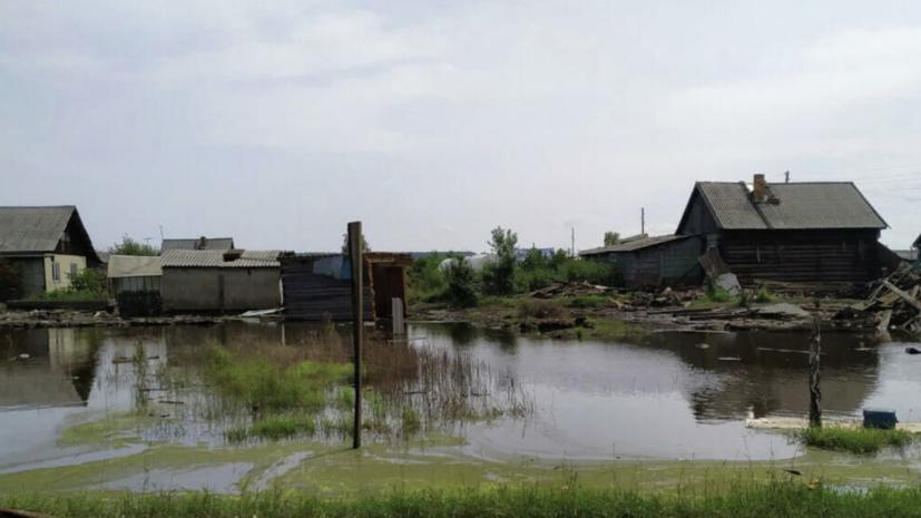 В Иркутской области снесут более 4 тысяч пострадавших из-за паводков домов