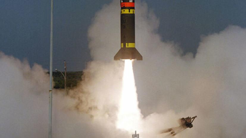 Шойгу прокомментировал разработку в США нарушающих ДРСМД ракет
