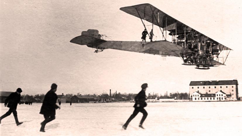 Первым делом самолёты: тест RT об истории российской авиации
