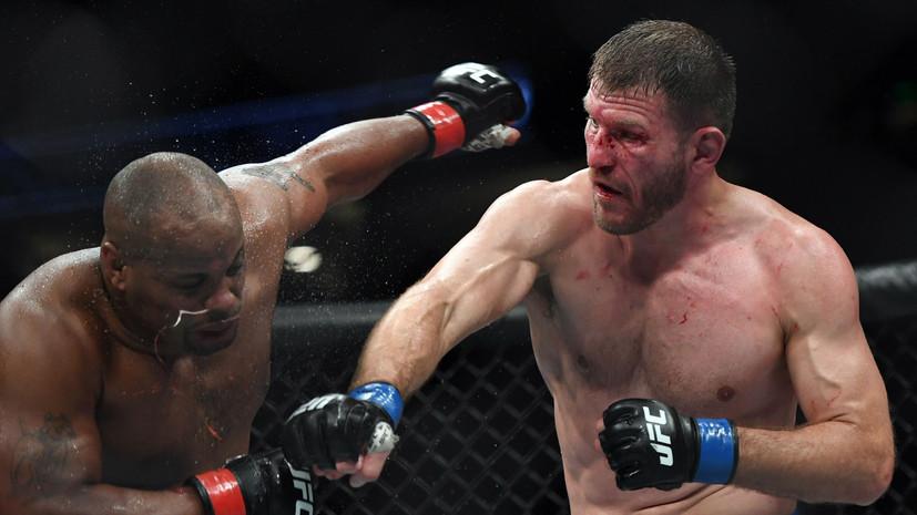 Победа Миочича над Кормье и возвращение Диаса: как в Анахайме прошёл турнир UFC 241