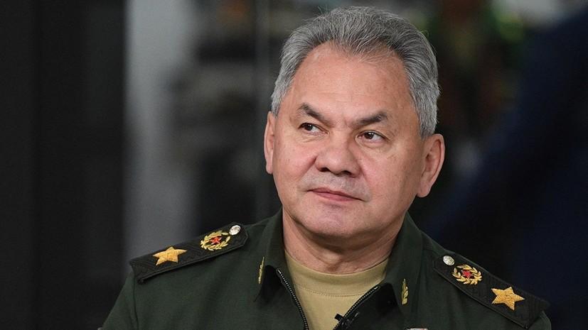Шойгу назвал полёты Ту-160 на Чукотку плановой работой