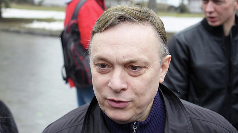 Андрей Разин попросил Зеленского разрешить ему въезд на Украину