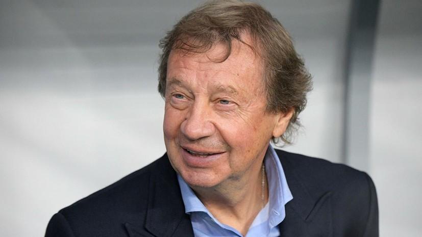 Сёмин провёл 600-й матч в качестве главного тренера в матчах чемпионата России