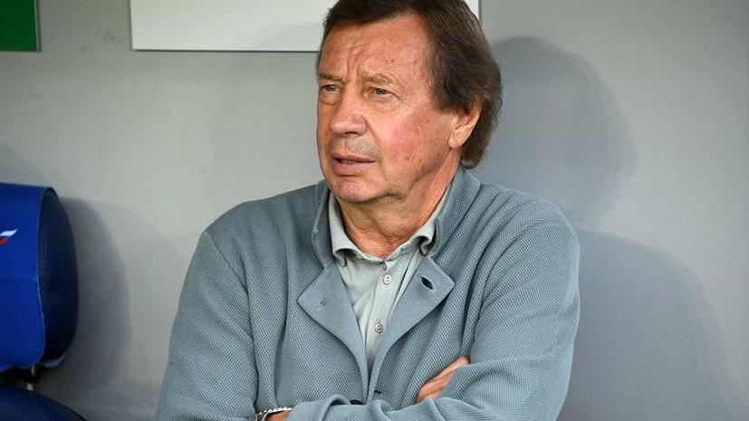 Сёмин прокомментировал отсутствие Рыбуса в матче с «Динамо»