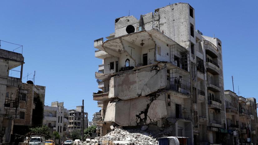 ЦПВС: боевики 35 раз за сутки обстреляли населённые пункты в Сирии