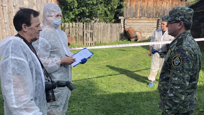 По делу об убийстве семьи в Патрикееве назначена посмертная экспертиза