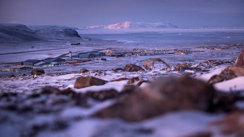 Премьер Дании назвала абсурдной идею Трампа о покупке Гренландии