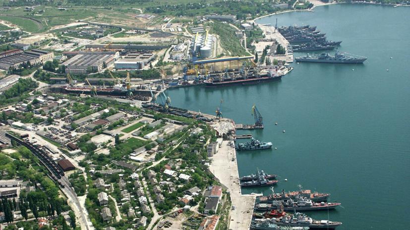 Киев арестовал танкер в рамках дела о поставке топлива Черноморскому флоту