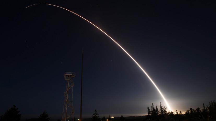 США испытали запрещённую ДРСМД крылатую ракету