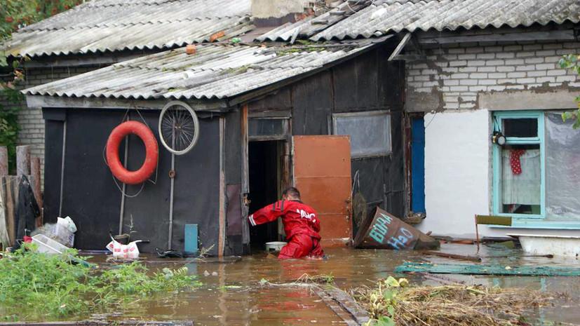 Синоптики предупредили о пятой волне паводка в Хабаровске