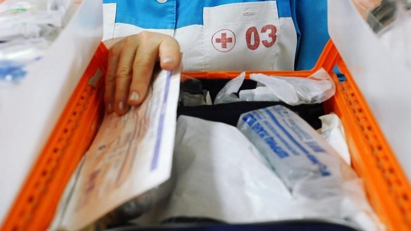 Двое украинских моряков с судна у берегов Тамани умерли от отравления