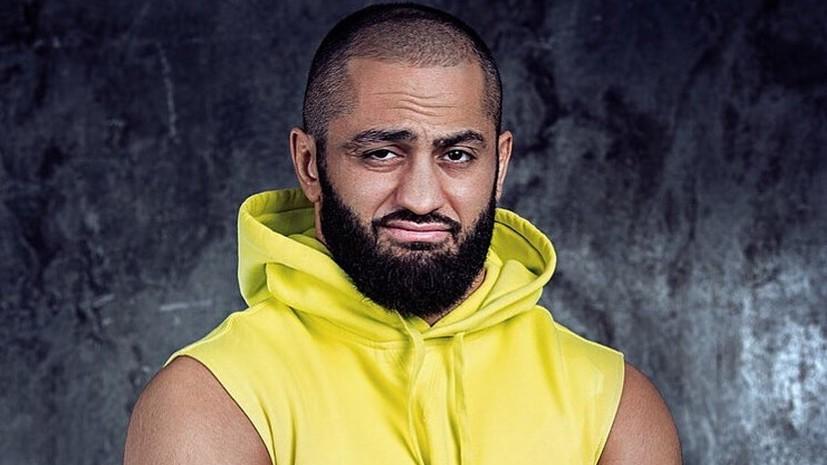 Боец Яндиев пропустит UFC 242 из-за травмы колена