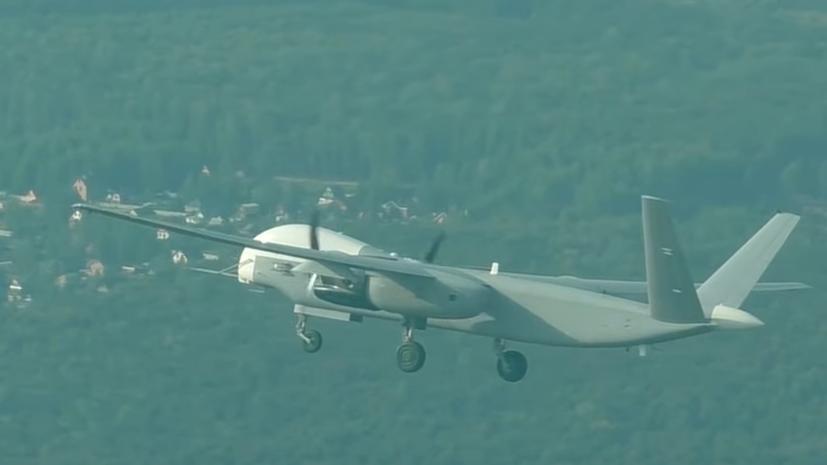 Военный эксперт оценил характеристики беспилотника «Альтиус-У»