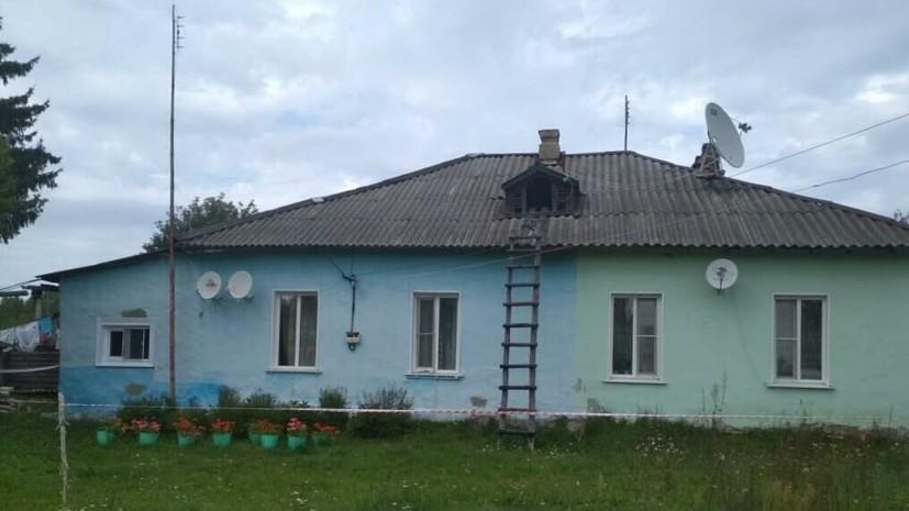 В Ульяновской области похоронили убитую в селе Патрикеево семью