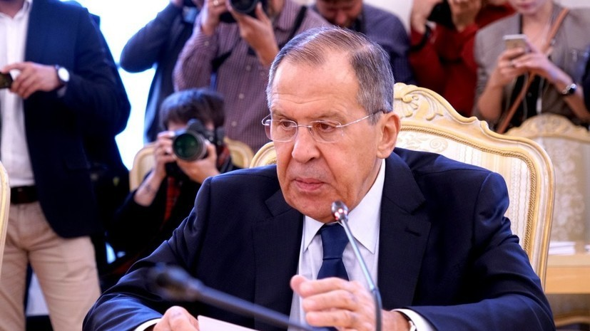 Лавров прокомментировал испытания США запрещённой ДРСМД ракеты